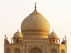 Domes of the Taj Mahal