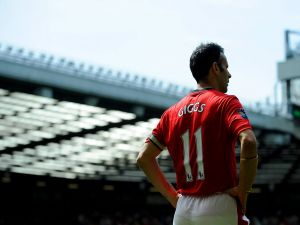 Ryan Giggs, the number 11