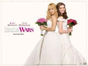 Bride Wars, promotional poster