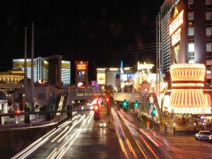Road in Las Vegas