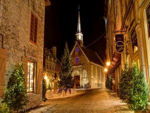 Christmas Eve (Quebec, Canada)