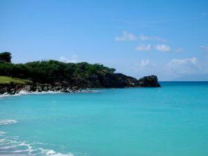 Turner Beach, Antigua, Antillas