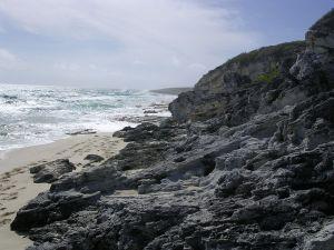 Atlantic Coast of Long Island, Bahamas