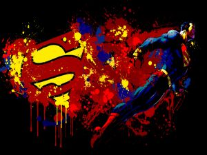 Superman, the hero