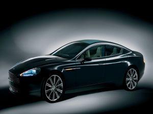 Elegant Aston Martin