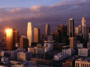 Dawns in the big city