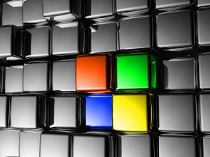Cubes Windows