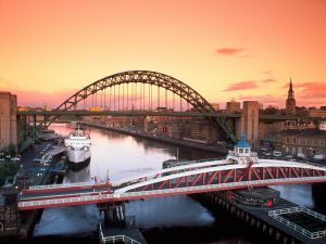 Tyne Bridge, England