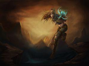 Ezreal, the Prodigal Explorer (League of Legends)