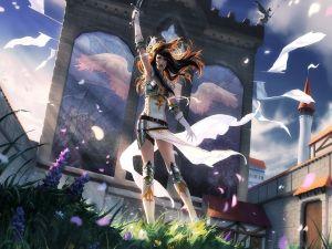 Angelic Destiny, Magic 2012
