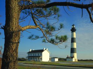 The Bodie Island Lighthouse, North Carolina