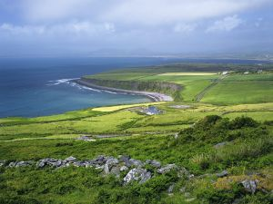 Coast in Ireland