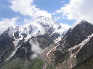 Mount Dykh-Tau (Russia)