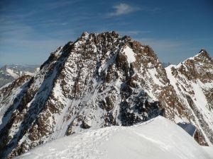 Dufour peak (Switzerland)