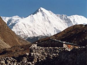 View of the south side of Cho Oyu