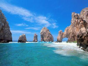 El arco de Cabo San Lucas, Mexico