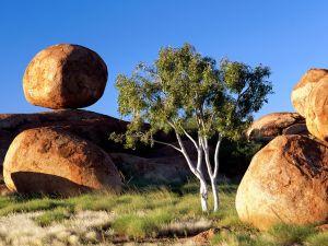 Karlu Karlu, Devils Marble's Conservation Reserve (Australia)