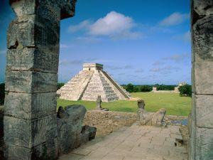 Pre-Hispanic City of Chichen-Itza, Mexico