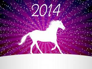 2014 comes to horseback