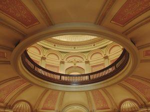 Interior of California State Capitol