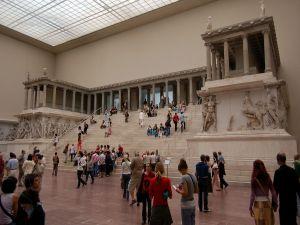 Pergamon Altar, Pergamon Museum (Berlin)