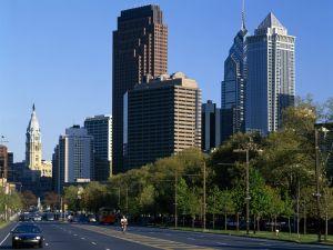 Road in Philadelphia