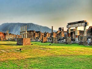 Pompeii, city of the Roman Empire