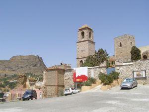 Alora, Arab castle