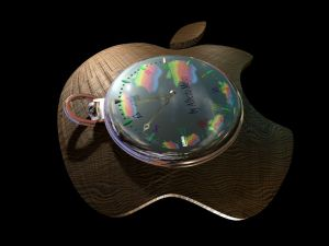 Clock Apple