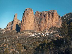 Riglos, Spain
