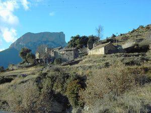 Cortalabiña, in Tella Valley, Huesca, Spain