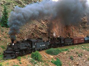 Locomotive Rio Grande