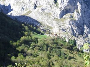 Mountain village, Bulnes (Asturias)