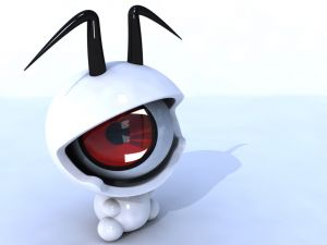 A small alien