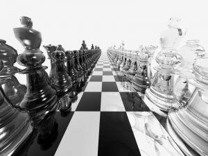 Infinity chess