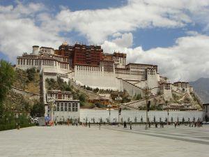 Potala Palace, residence of the Dalai Lama