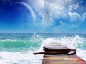 Dreams in the pier