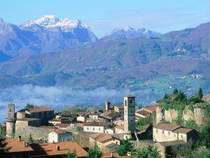 Castiglione di Garfagnana in Tuscany