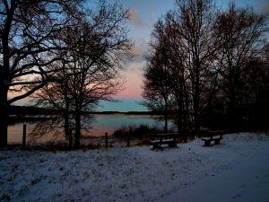 Cold nightfall