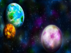 The colors of planets