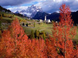 Village in the Italian region of Veneto