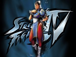Street Fighter IV Chun Li