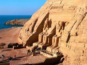 Visit to Abu Simbel, Egypt