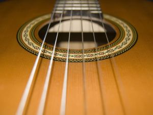 Wallpapers of musical instruments