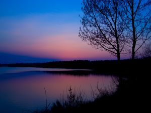 Darkens on lake