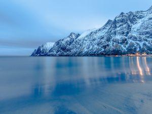 Marine landscape (Norway)