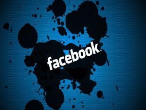 Facebook, inkblots
