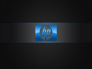 Logo of Hewlett-Packard