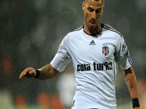 Ricardo Quaresma in the Besiktas JK