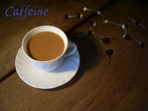 Caffeine cup